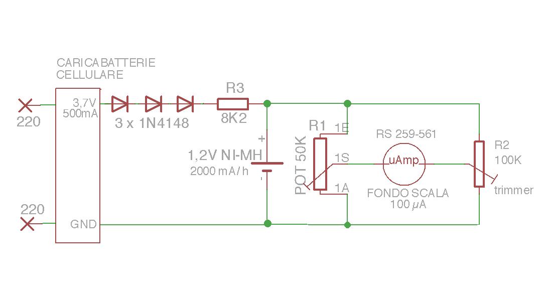 Schema Elettrico Potenziometro : Schema elettrico potenziometro grix controllare il