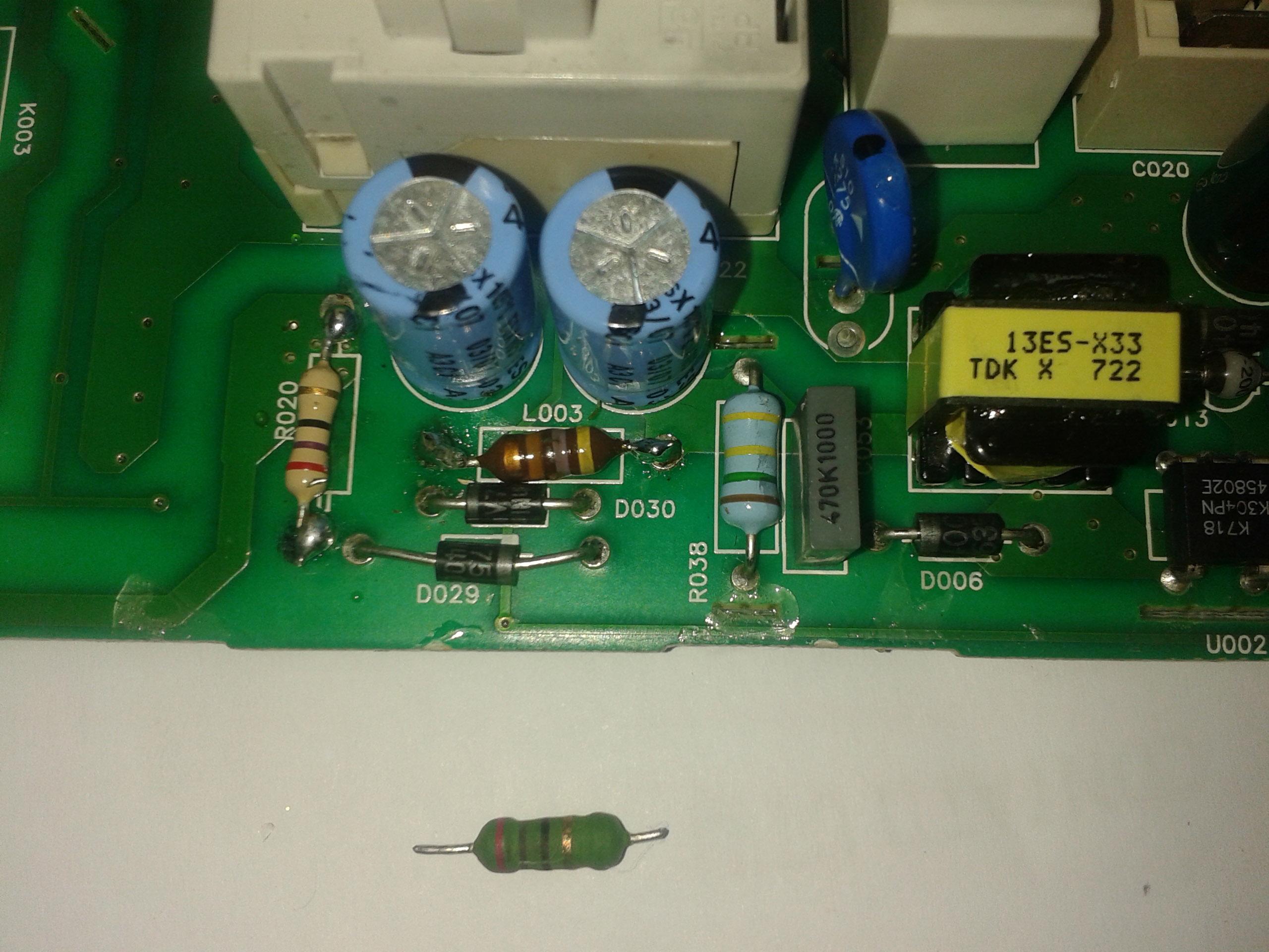 Schema Elettrico Scheda Whirlpool L1799 : Grix forum scheda lavatrice chi mi aiuta su