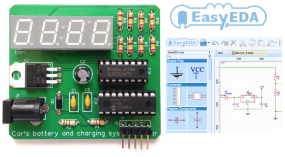 EasyEDA offers schematic capture, simulation and PCB design free.